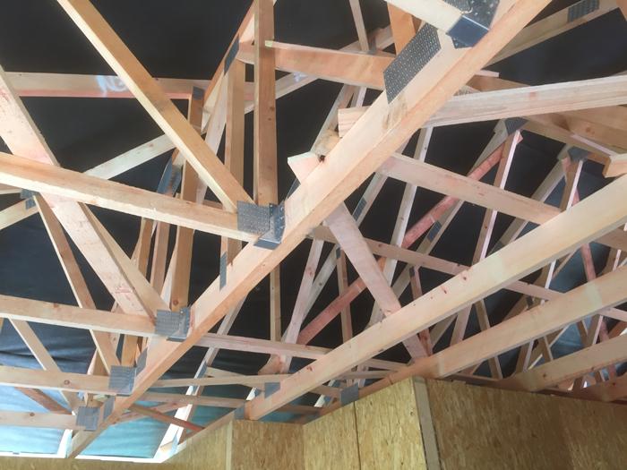 SIP-ház építés
